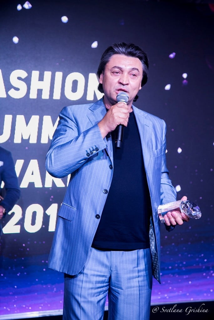 Fashion TV Russia Fashion Summer Awards 2017
