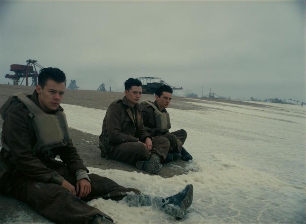 Кристофер Нолан_Дюнкер_фильм о войне