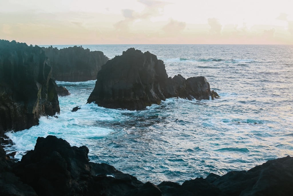 Ponta de Feraria_горячий океан