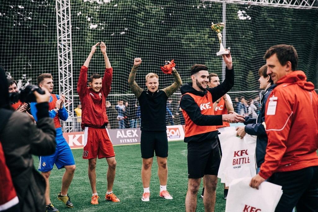 kfc батл 2017 победители