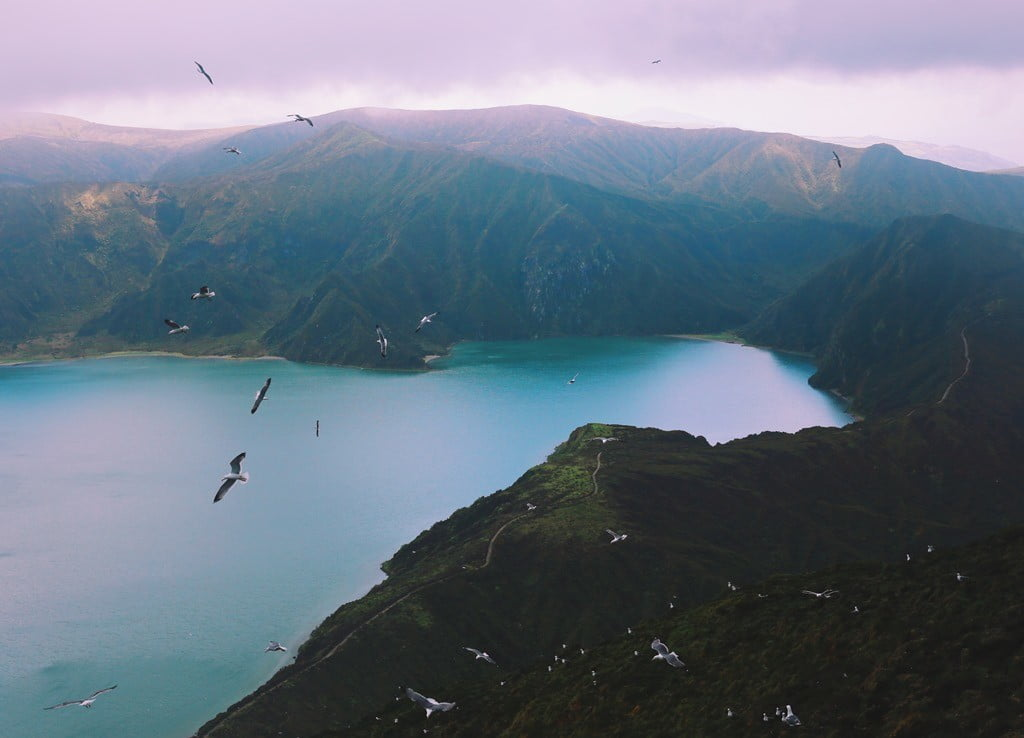 остров Сан-Мигель