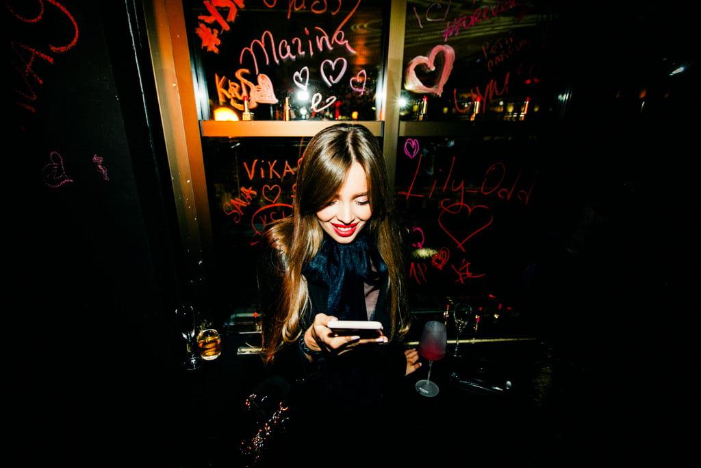 закрытая вечеринка Yves Saint Laurent Beaute (10)