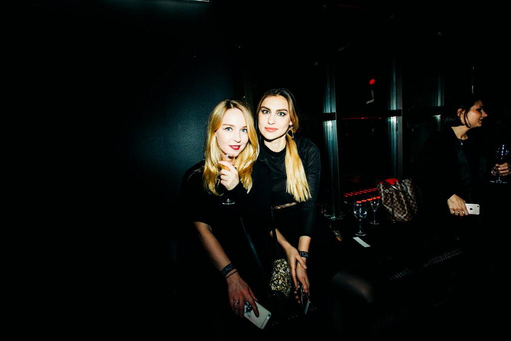 закрытая вечеринка Yves Saint Laurent Beaute