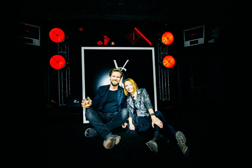 закрытая вечеринка Yves Saint Laurent Beaute (11)