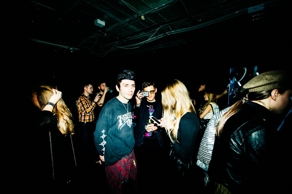 закрытая вечеринка Yves Saint Laurent Beaute (13)