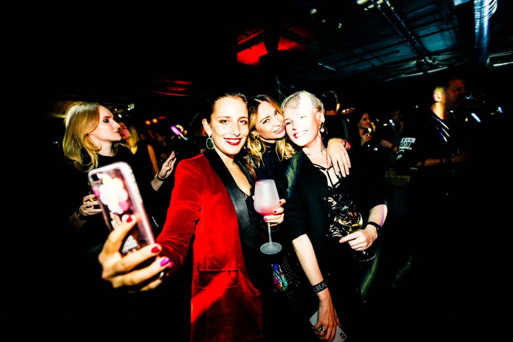 закрытая вечеринка Yves Saint Laurent Beaute (16)