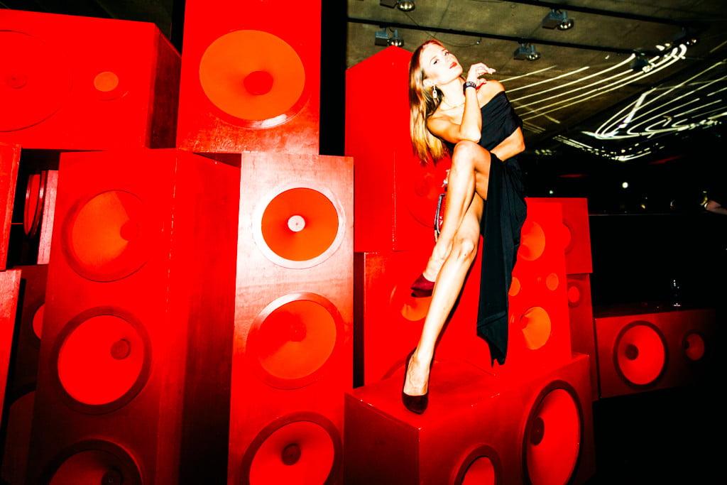 закрытая вечеринка Yves Saint Laurent Beaute (17)