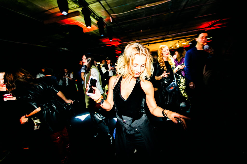 закрытая вечеринка Yves Saint Laurent Beaute (19)