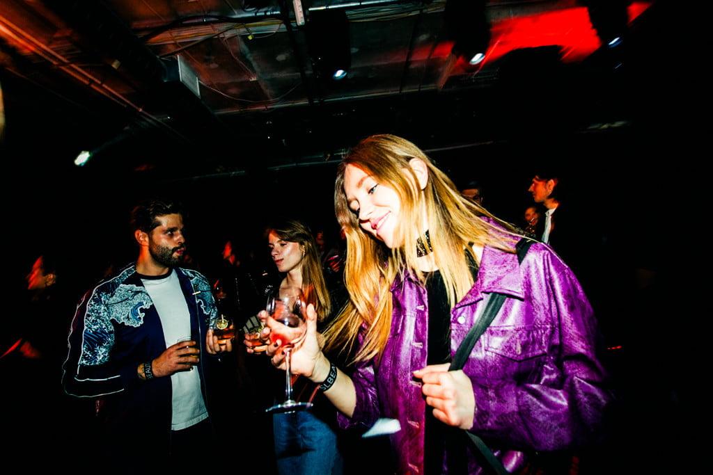 закрытая вечеринка Yves Saint Laurent Beaute (20)