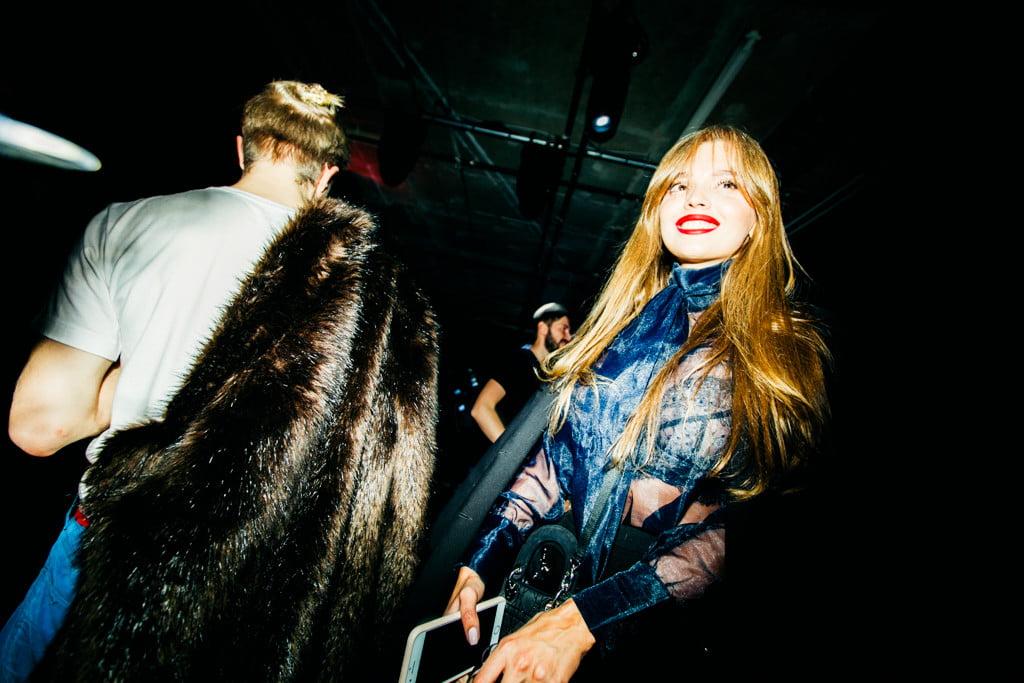закрытая вечеринка Yves Saint Laurent Beaute (22)