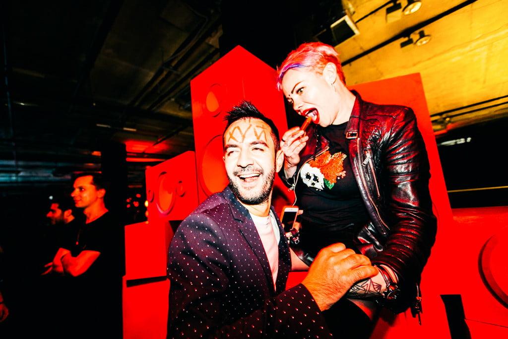 закрытая вечеринка Yves Saint Laurent Beaute (24)