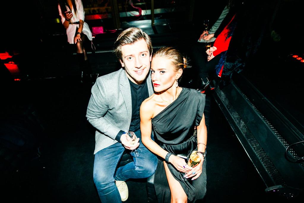 закрытая вечеринка Yves Saint Laurent Beaute (25)
