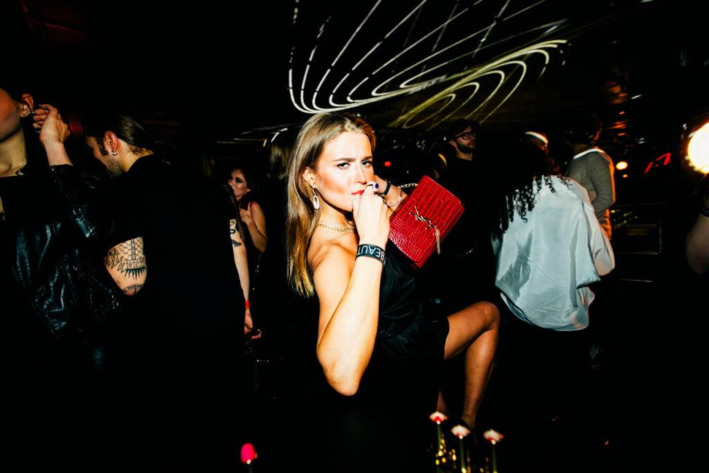 закрытая вечеринка Yves Saint Laurent Beaute (4)