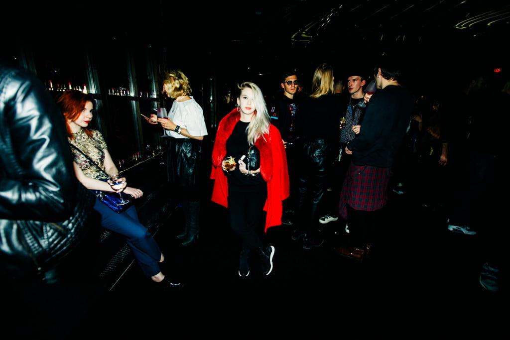 закрытая вечеринка Yves Saint Laurent Beaute (5)
