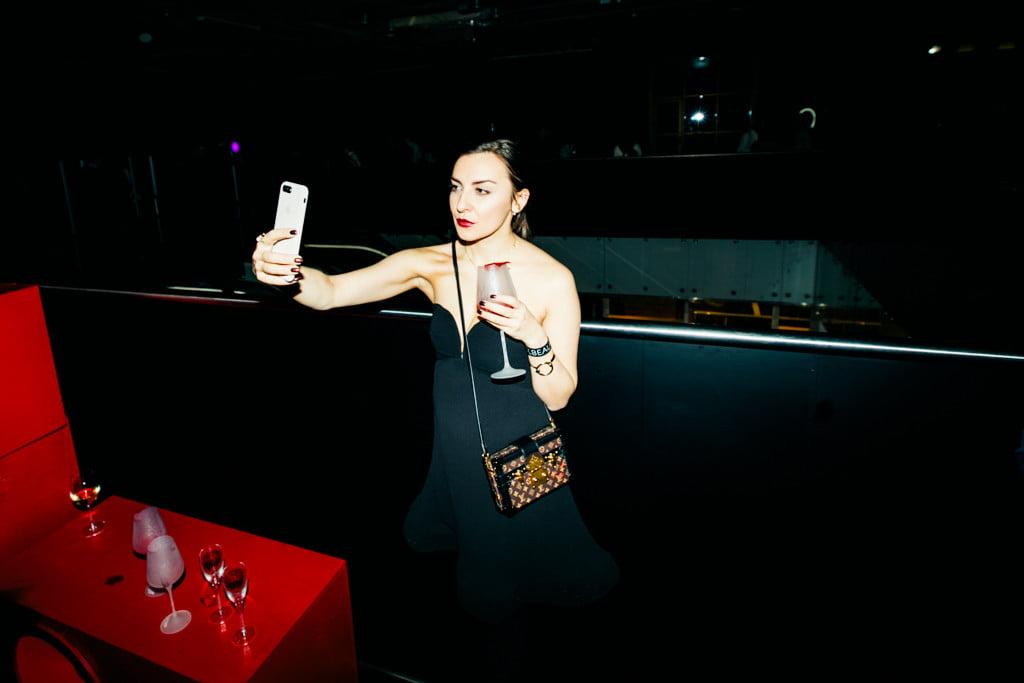 закрытая вечеринка Yves Saint Laurent Beaute (6)