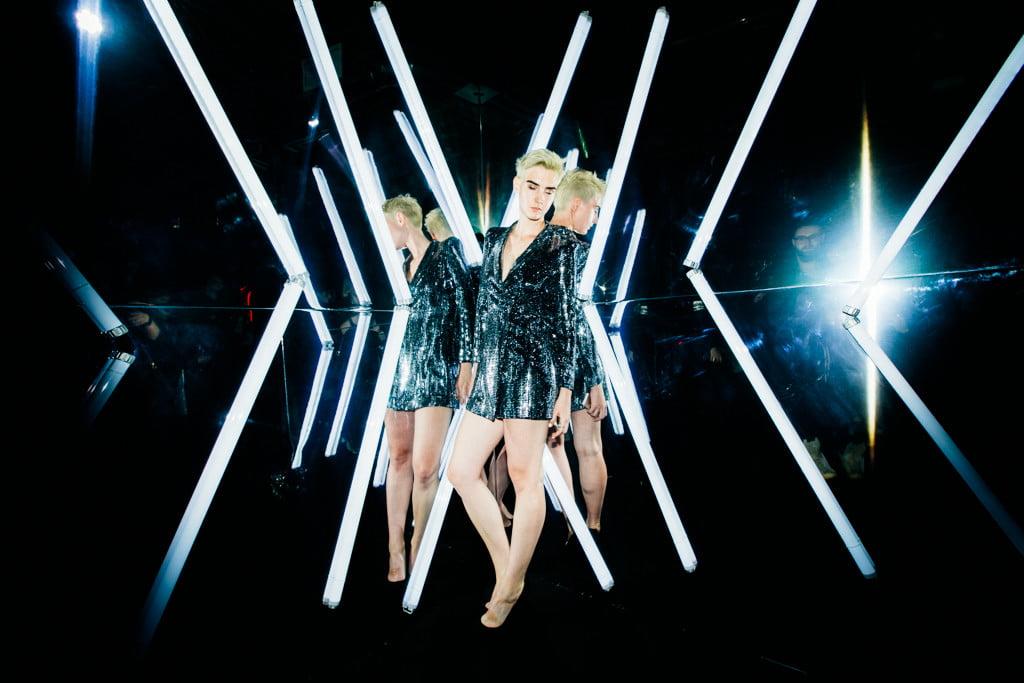 закрытая вечеринка Yves Saint Laurent Beaute (9)