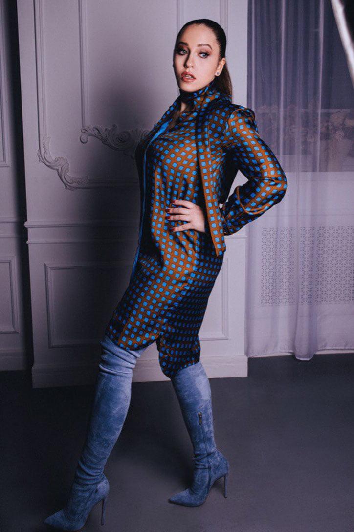 Елена Гера интерес к моде