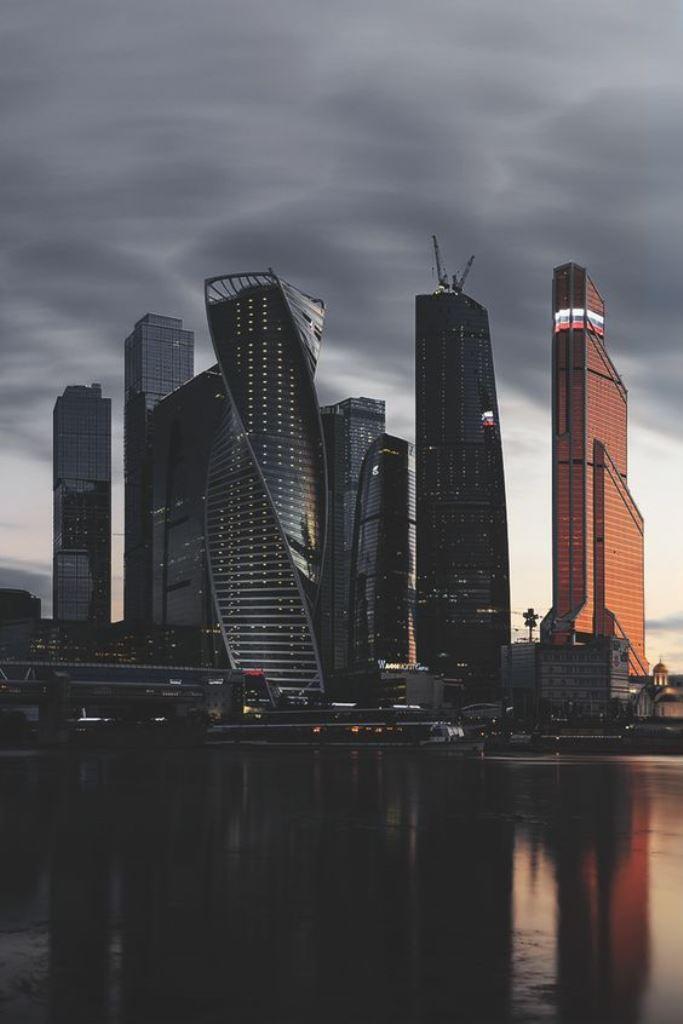 Доход большого города