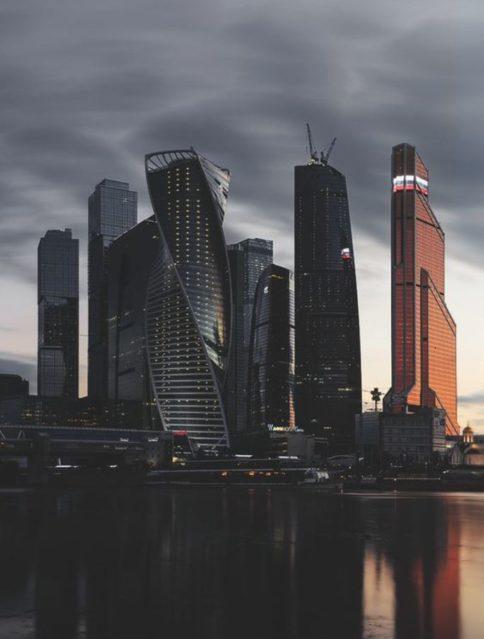 Достоинства большого города